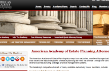 The American Academy of Estate Planning Attorneys